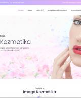imagekozmetika.hu weboldal készítés